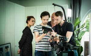 behind the scenes of may hollerman run to the water